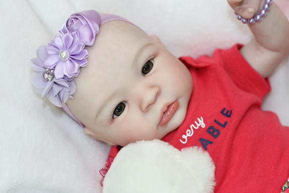 Bebe reborn shyan/5 dias para envio