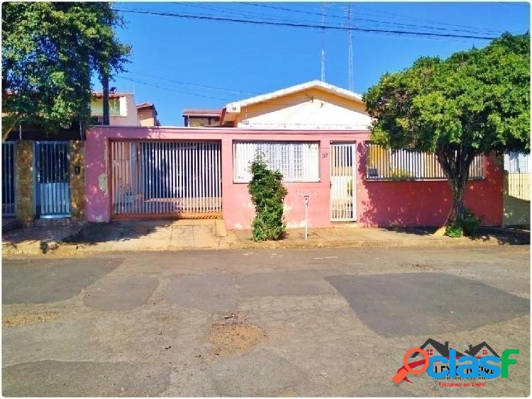 Casa à venda 2 dormitórios em cosmópolis sp - cod. 00011