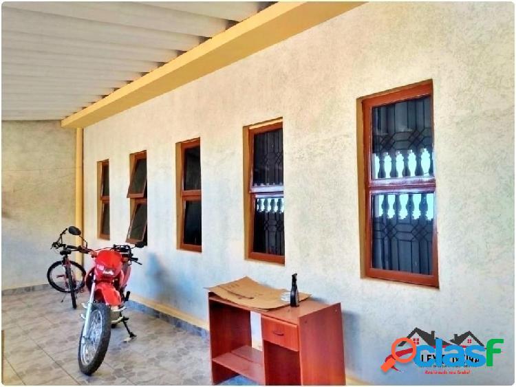 Casa à venda 3 dormitórios sendo 1 suíte em cosmópolis sp - cod. 00010