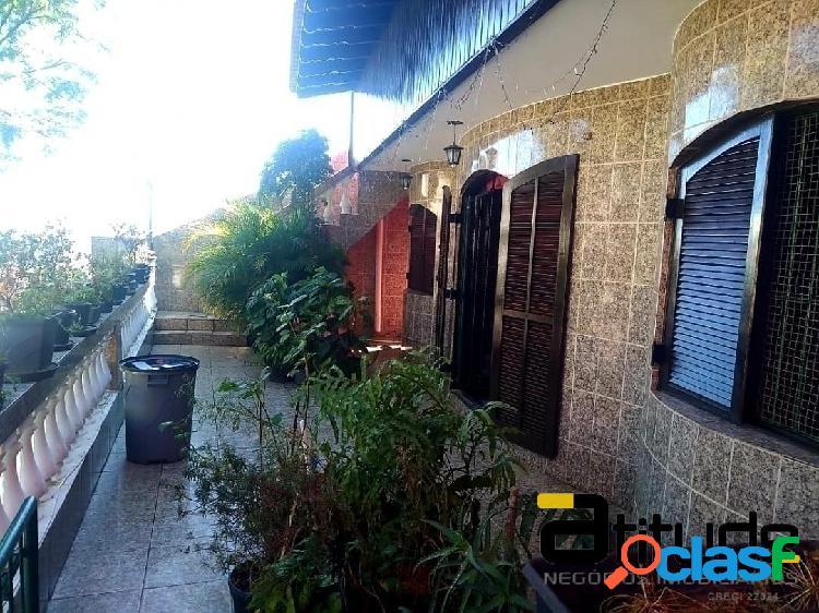 Casa com salão de festa para venda em osasco - vila quitaùna