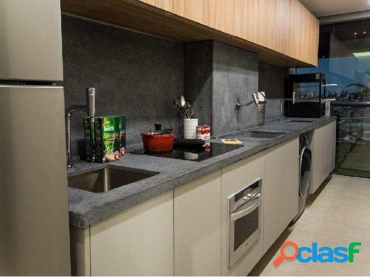 Apartamento para venda possui 62 metros quadrados com 2 quartos em Vila Leo 1