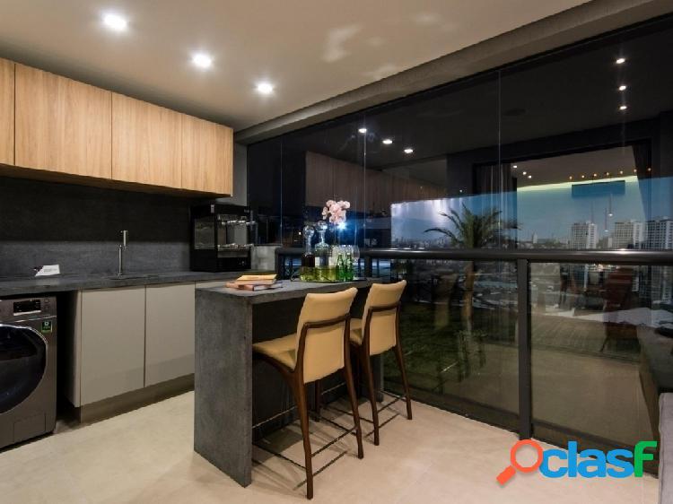 Apartamento para venda possui 62 metros quadrados com 2 quartos em Vila Leo 3