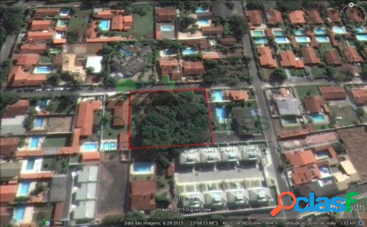 Terreno 3.000 m2, em Atibaia, Vila Gíglio 2