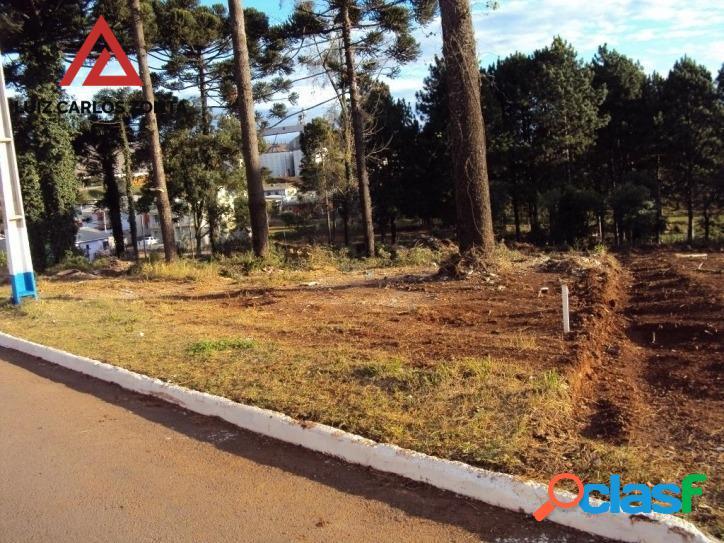Lote urbano nº 04 - bairro são sebastião - campos novos - sc