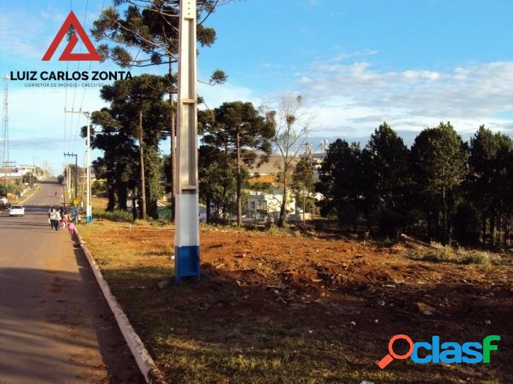 Lote urbano nº 05 - bairro são sebastião - campos novos - sc