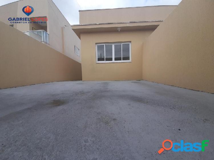 Casa para locação - 02 dormitórios - bairro travessão