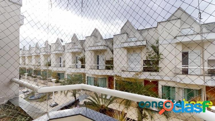 Casa em condomínio de 120 m², 3 dormitórios e 3 vagas na vila santa clara