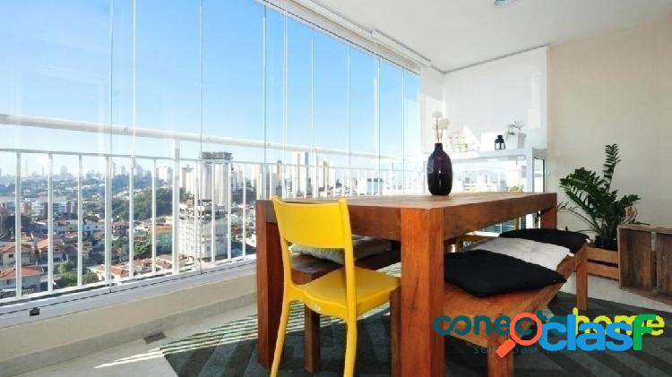Apartamento de 54 m², 2 dormitórios e 1 vaga em vila ipojuca