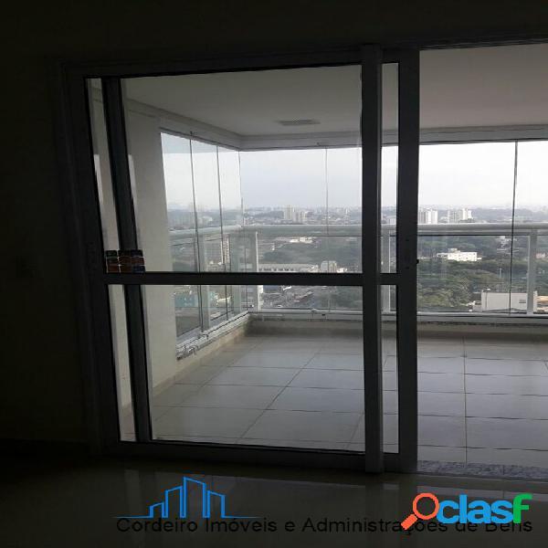 Lindo apto com sala ampliada, 82m² 2 vagas terraço gourmet