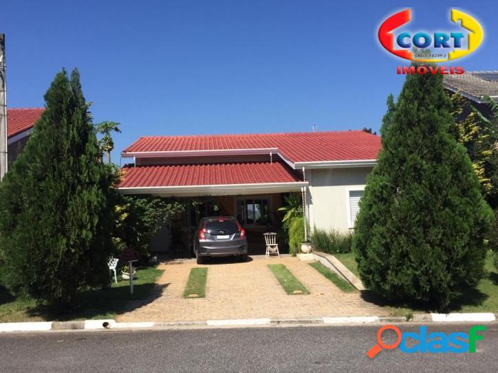 Linda casa térrea à venda no condomínio arujá hill's iii - arujá/sp!!!