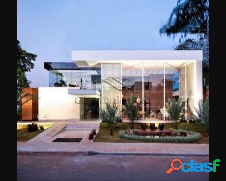 Casa moderna em alphaville, para venda, 4 suítes