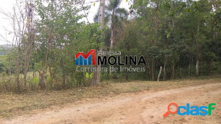 Terreno à venda em ibiuna sp