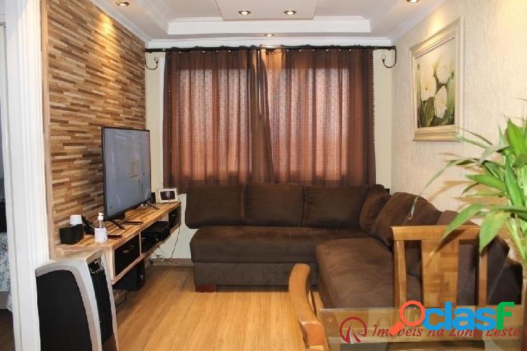 Apartamento 2 dorms, 52m², 1 vaga, pronto - cidade líder