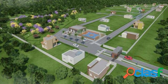 Terrenos em condomínio sem burocracia direto com a construtora