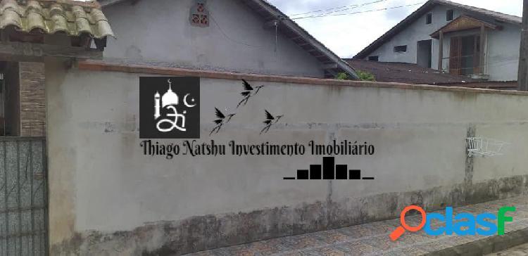 VENDO CASA BAIRRO PRAÇA - CIDADE TIJUCAS/SC - BRASIL