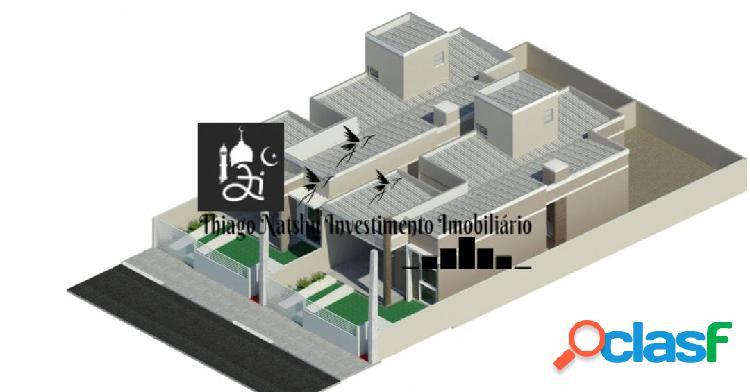 Vendo casa individual - bairro areias bosque da mata - cidade tijucas/sc -