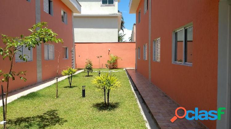 Litoral Norte, Apartamento com 2 dorm. à venda, 53 m² - Praia de Boraceia 2