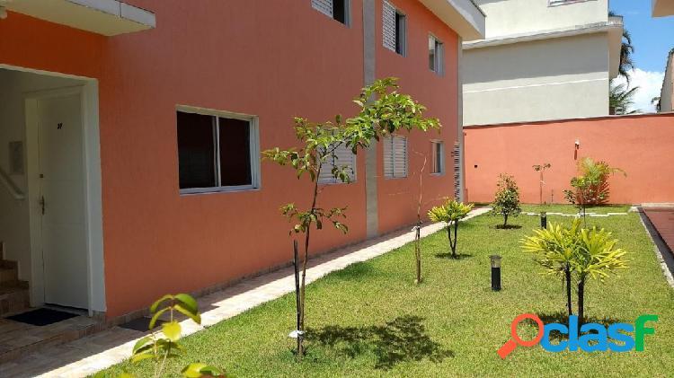 Litoral Norte, Apartamento com 2 dorm. à venda, 53 m² - Praia de Boraceia 3