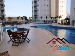 Vila marina 3 dormitórios (1 suíte) lazer completo ponta da praia santos sp