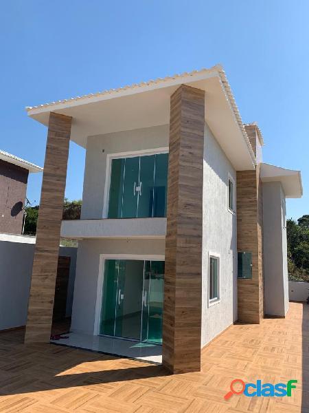 Em cabo frio linda casa de alto padrão a venda em condomínio