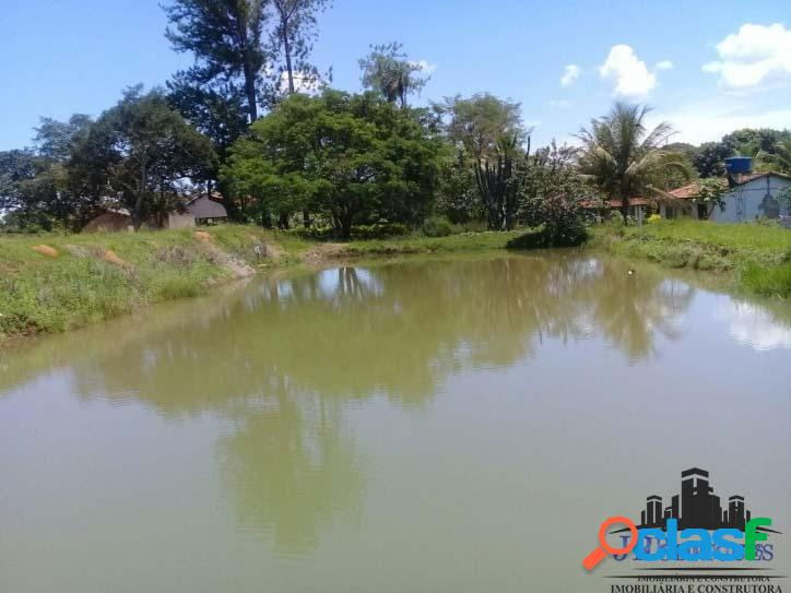 Chácara em bela vista com 8 tanques para peixes 22 hectares