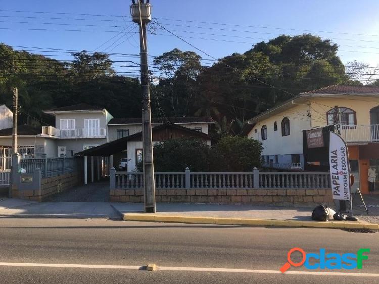 Imóvel comercial a venda em joinville rua papa joão xxiii