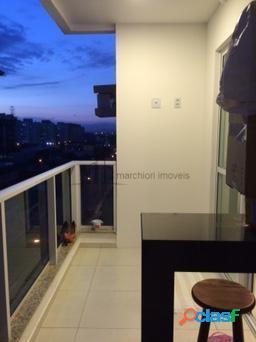 2 quartos suite montado, elevador panoramico, lazer completo na cobertura