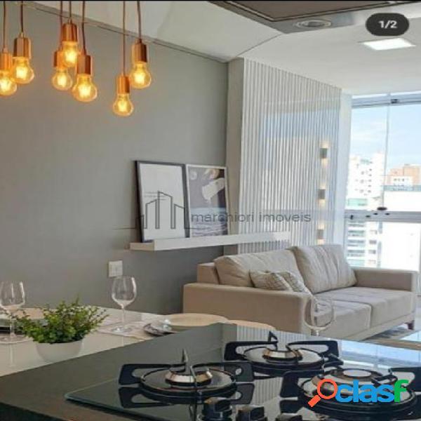 Apartamento montado e decorado 2 quartos 1 suíte lazer completo