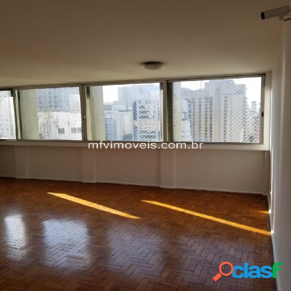 Apartamento 3 quartos para venda ou locação no jardim paulista - são paulo