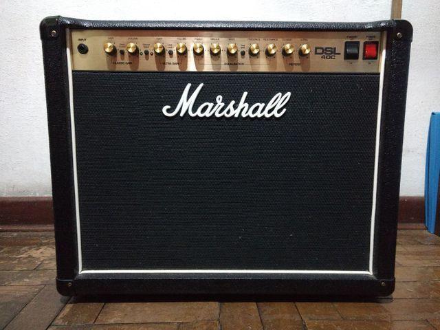 Amplificador marshall dsl40c