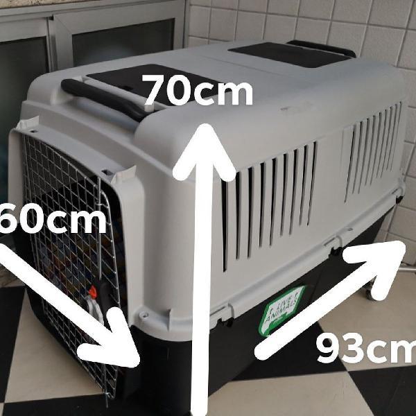 Caixa de transporte cães médio / grande