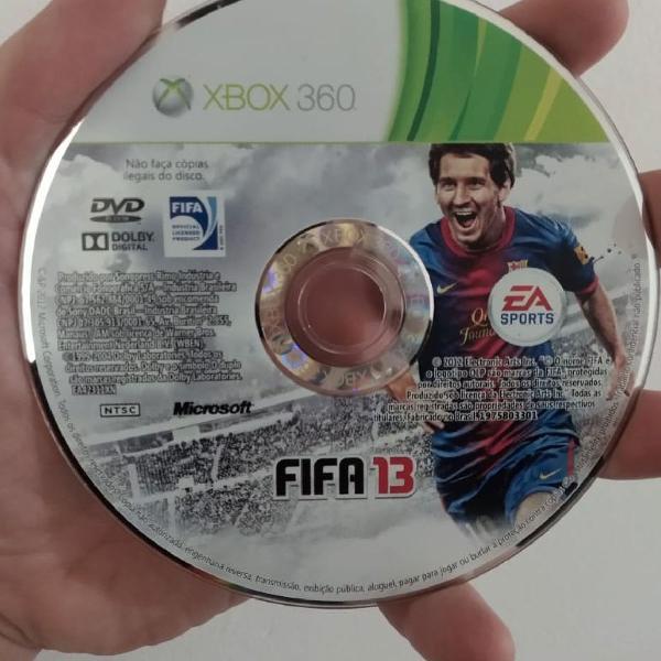 Fifa 13 - jogo xbox 360