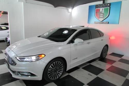 Ford fusion 2.0 titanium hybrid aut. 4p