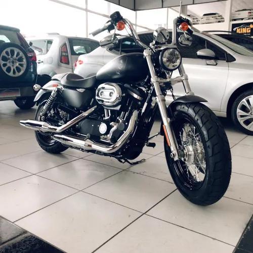 Harley davidson xl 1.200 cb 2015 super nova 11.000 km