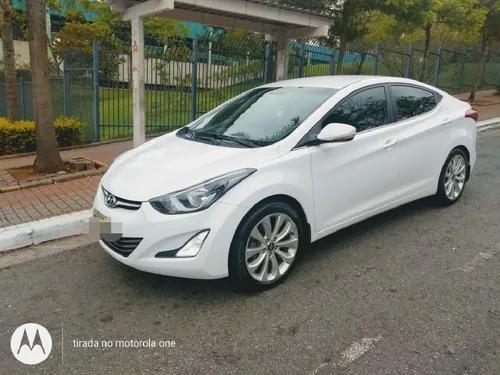 Hyundai elantra 2.0 16v gls flex aut. 4p