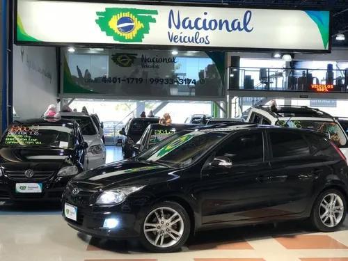 Hyundai i30 gls 2.0 automático top + teto solar 48.000 km