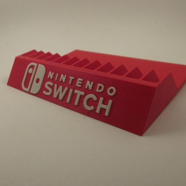 Nintendo switch suporte para jogos