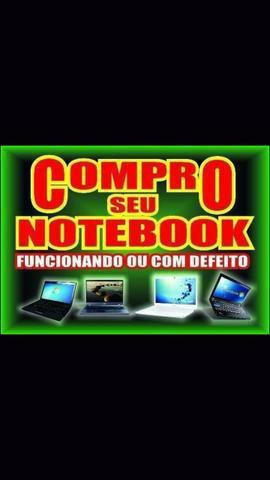 Notebook samsung dell acer sony positivo com ou sem defeito