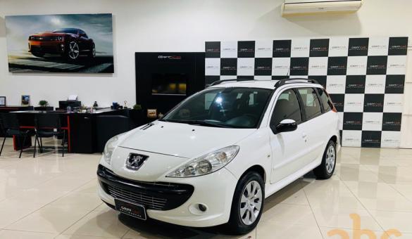 Peugeot - 207 sw 1.6 xs