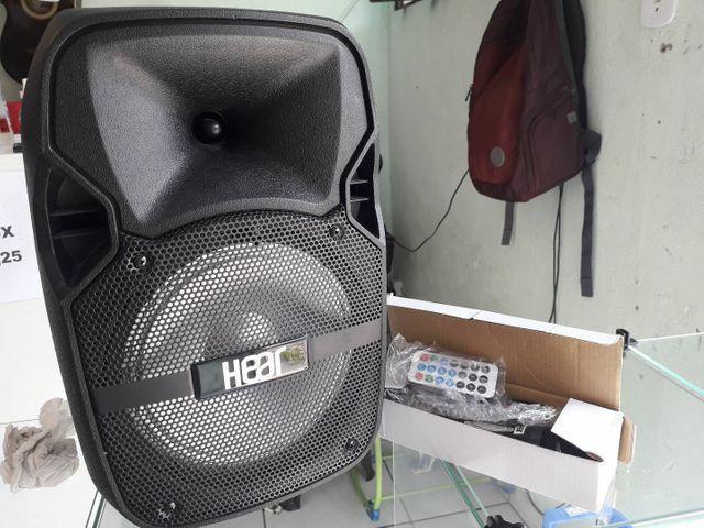 Promoção!! caixa multi uso hear 20w