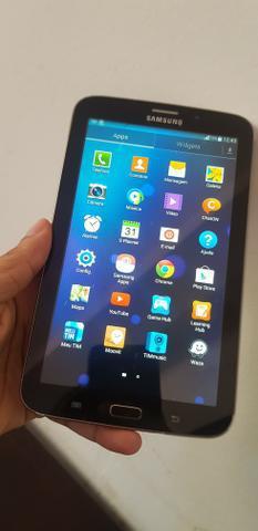Tablet samsung aceita chip ok faz ligação tem wifi