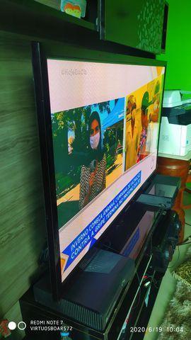 Tv samsung 3d mod. pl51d490 (acompanha mx@-4k, equipamento