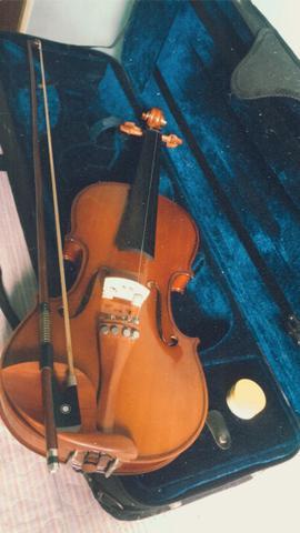 Violino eagle ve 441(pra sair rápido)