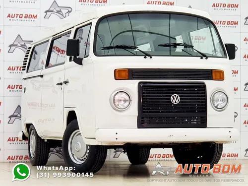 Volkswagen kombi standard 1.4 mi total flex. muito nova!