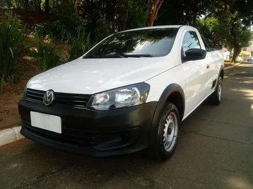 Volkswagen saveiro saveiro 1.6 startline cs (flex)