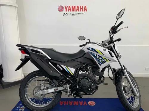 Yamaha xtz crosser s branca 2020