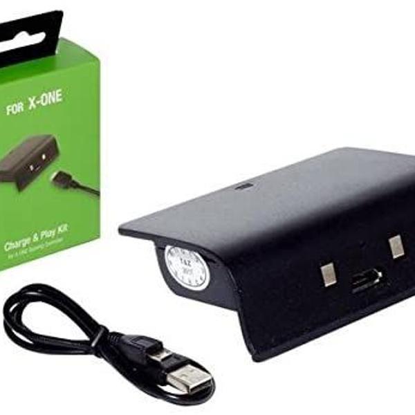 Bateria para controle xbox one recarregável - fr-302o -