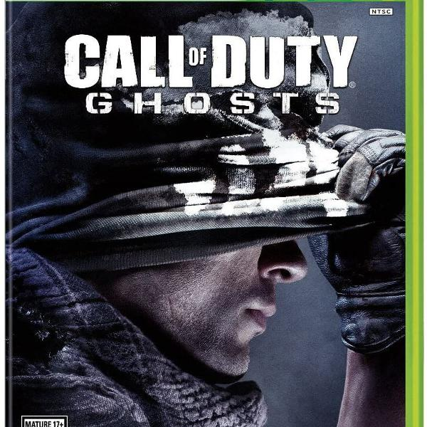Call of duty ghosts - xbox-360