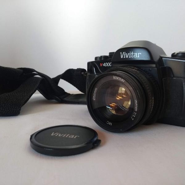 Câmera vivitar v4000