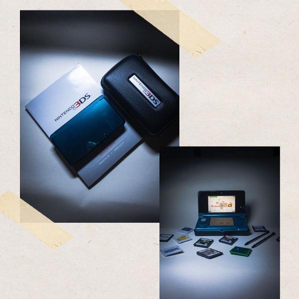 Nintendo 3ds original kit